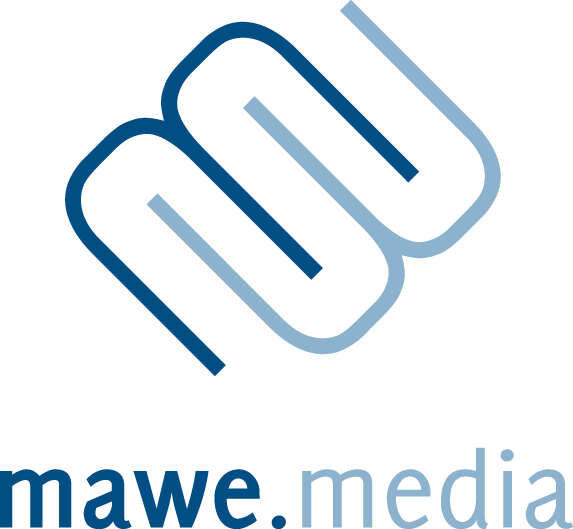 logo mawe.media - Spezialist für Online-Marketing & Projektleitung